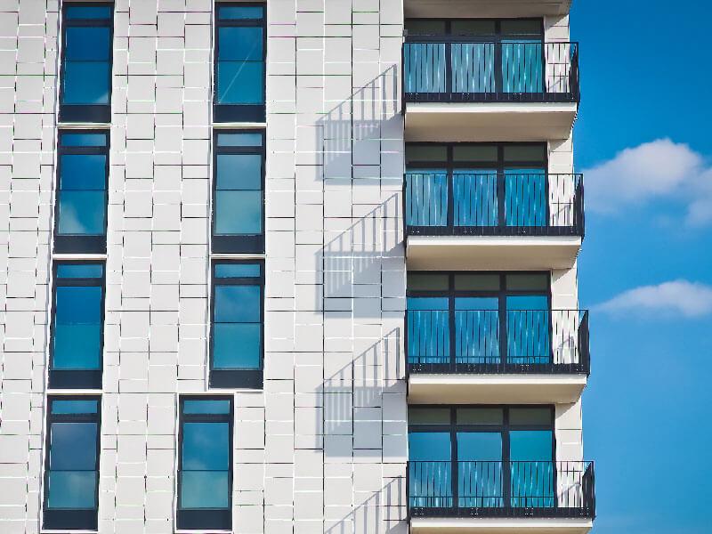 Izolacje balkonow