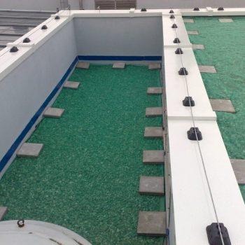 Dach balastowy