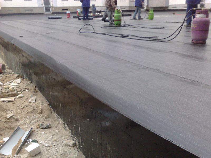 Dach odwrocony