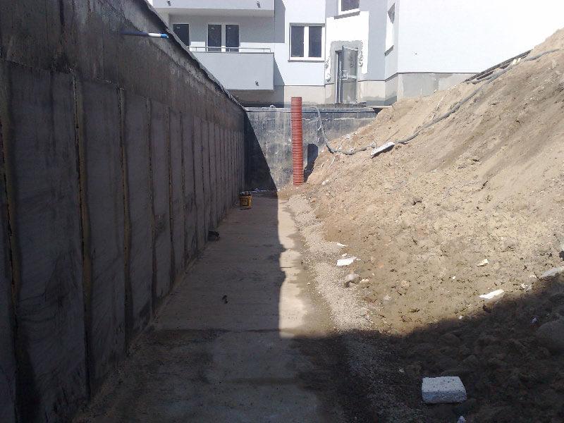 Izolacje fundamentu
